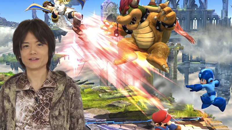 Illustration for article titled An In-Depth Chat With The Genius Behind Super Smash Bros.