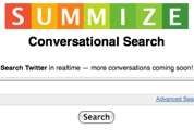 Illustration for article titled Summize Fast Twitter Search