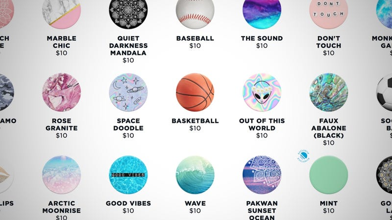 50% off select styles   PopSockets   Use code VIP50