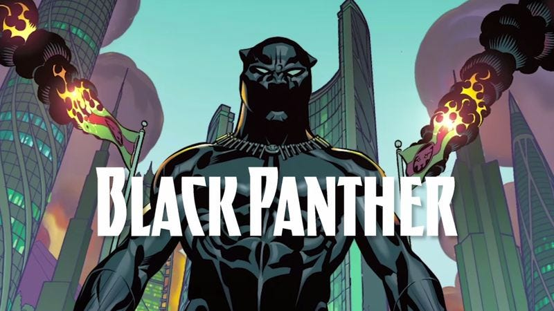 Illustration for article titled Ta-Nehisi Coates talks everything that makes Black Panther cool