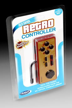 Illustration for article titled Let The Flood of Retro Nintendo Classic Controllers For Wii Begin