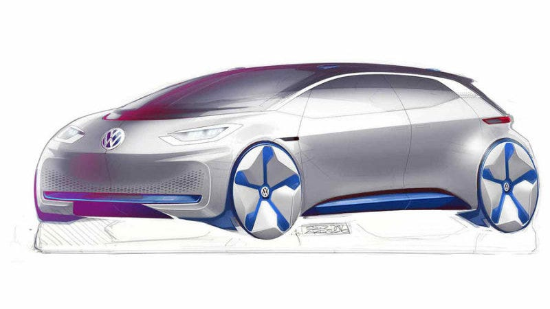 Illustration for article titled The VW NGH