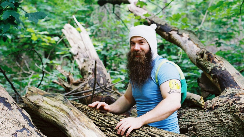 The Burliest Adventure Time Cosplayer Goes On A Badass Journey