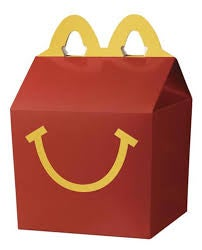Illustration for article titled Happy Meal Toys On Demand