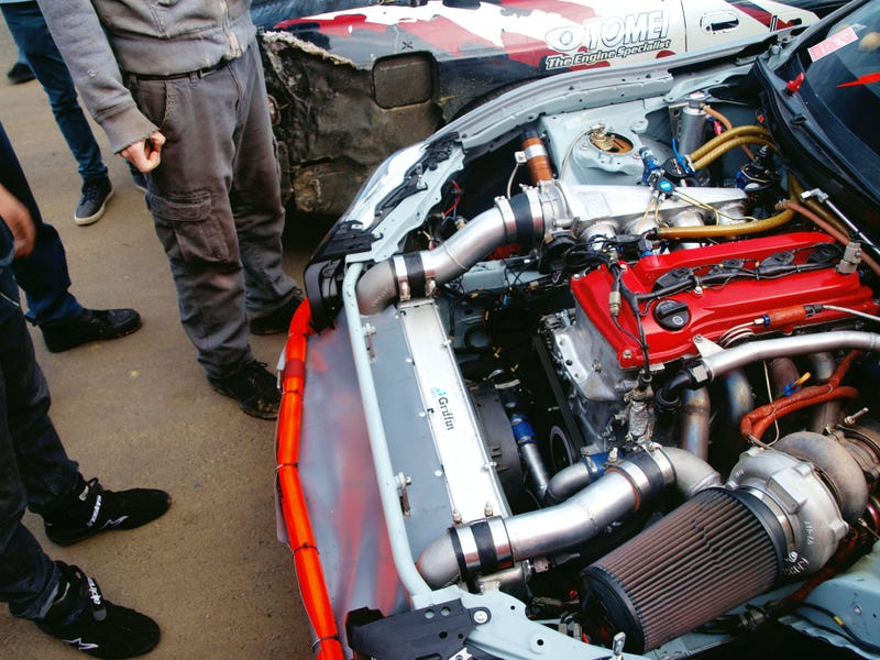 How Formula Drift Secretly Built The World S Most Powerful Road