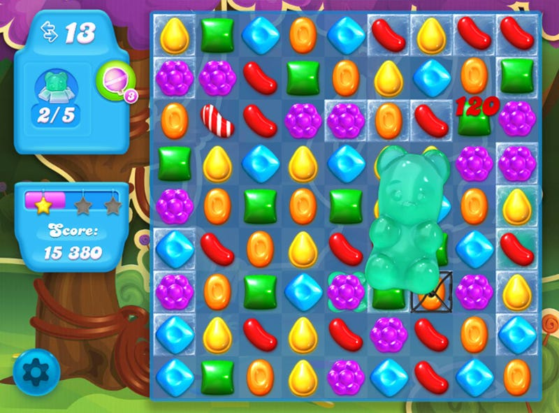 Illustration for article titled Candy Crush Saga Sequel Arrives To Refresh A Faltering Fanbase