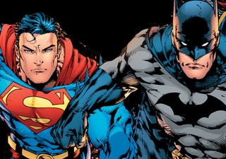 Illustration for article titled How To Make Superman/Batman Team-Ups Rule, For A Change