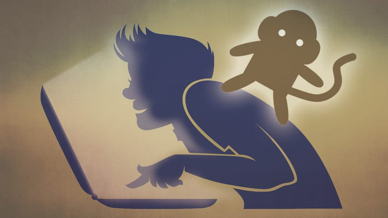Illustration for article titled Is Internet Addiction a Real Thing?