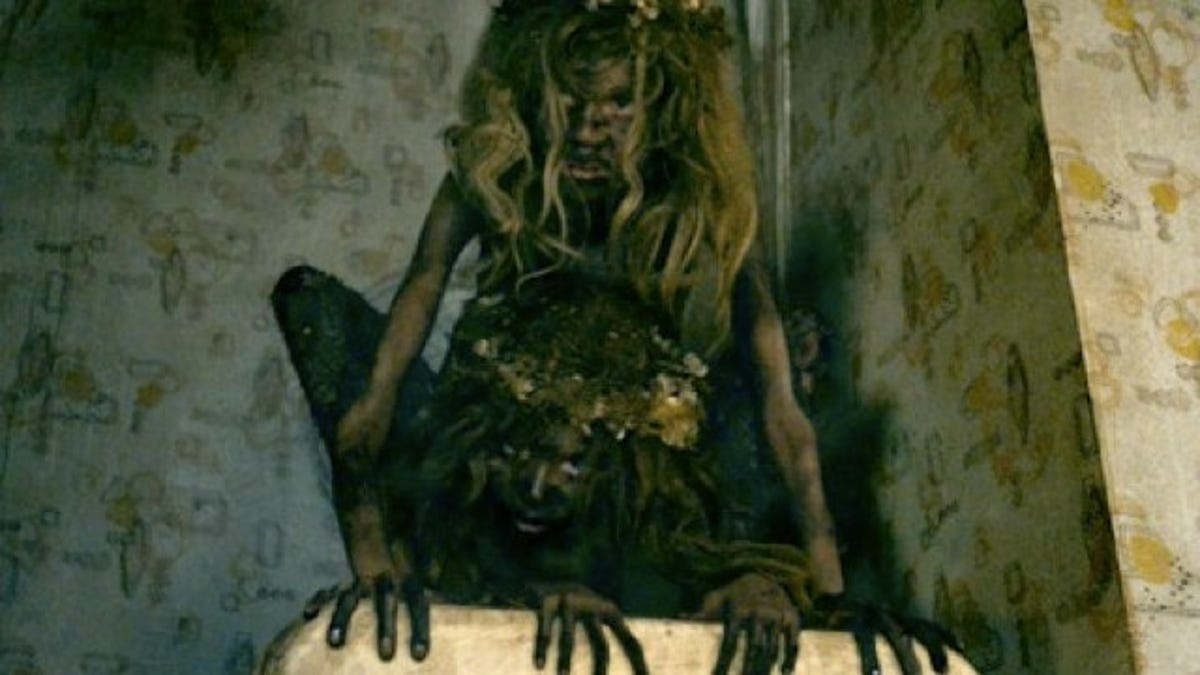 The creepy ghost creature Mama is real, according to Nikolaj Coster