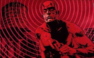 Illustration for article titled Return of the Daredevil: He Never Saw it Coming