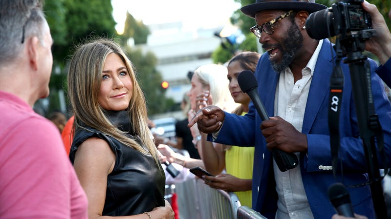 Jennifer Aniston Is Tired of Friends Reboot Questions, Will Say Anything to Be Left Alone