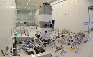 China lanzará su propia estación espacial en 2023