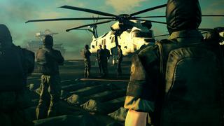 Screenshot: Metal Gear Survive (Konami)