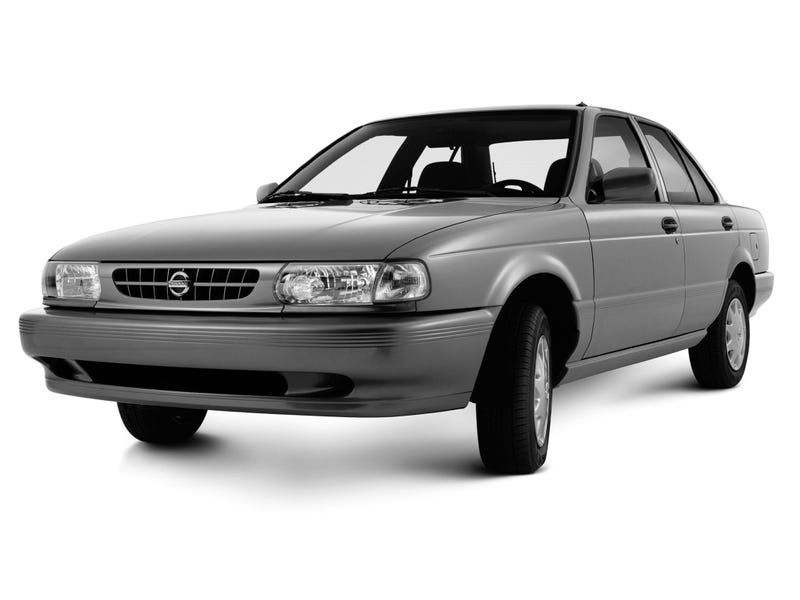 Illustration for article titled Nissan Will Finally Stop Building The 1992 Sentra In Mexico After A Zero-Star Crash Test