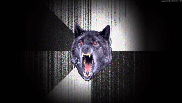 We Need Insanity Wolf Now More Than Ever