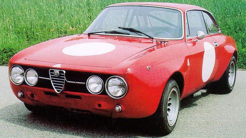 One of the few legendary GTAms. Photo Credit: Alfa Romeo