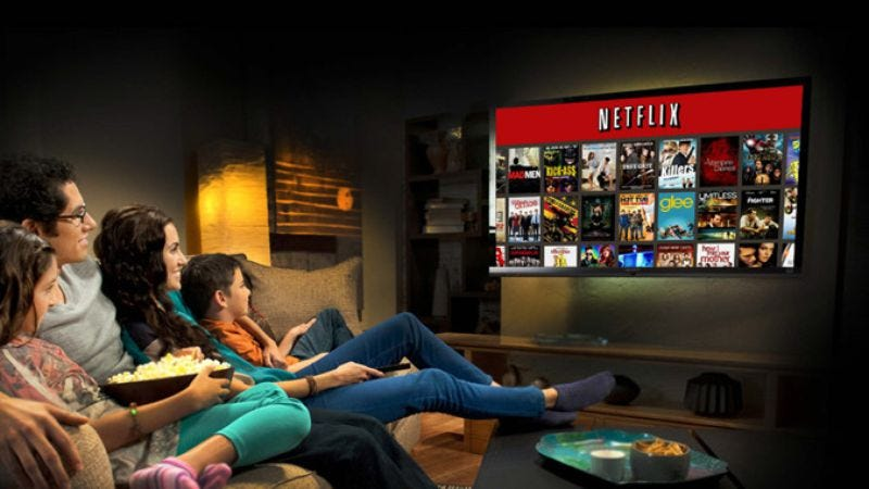 Illustration for article titled Netflix users waste twice as much of their lives on browsing than cable viewers