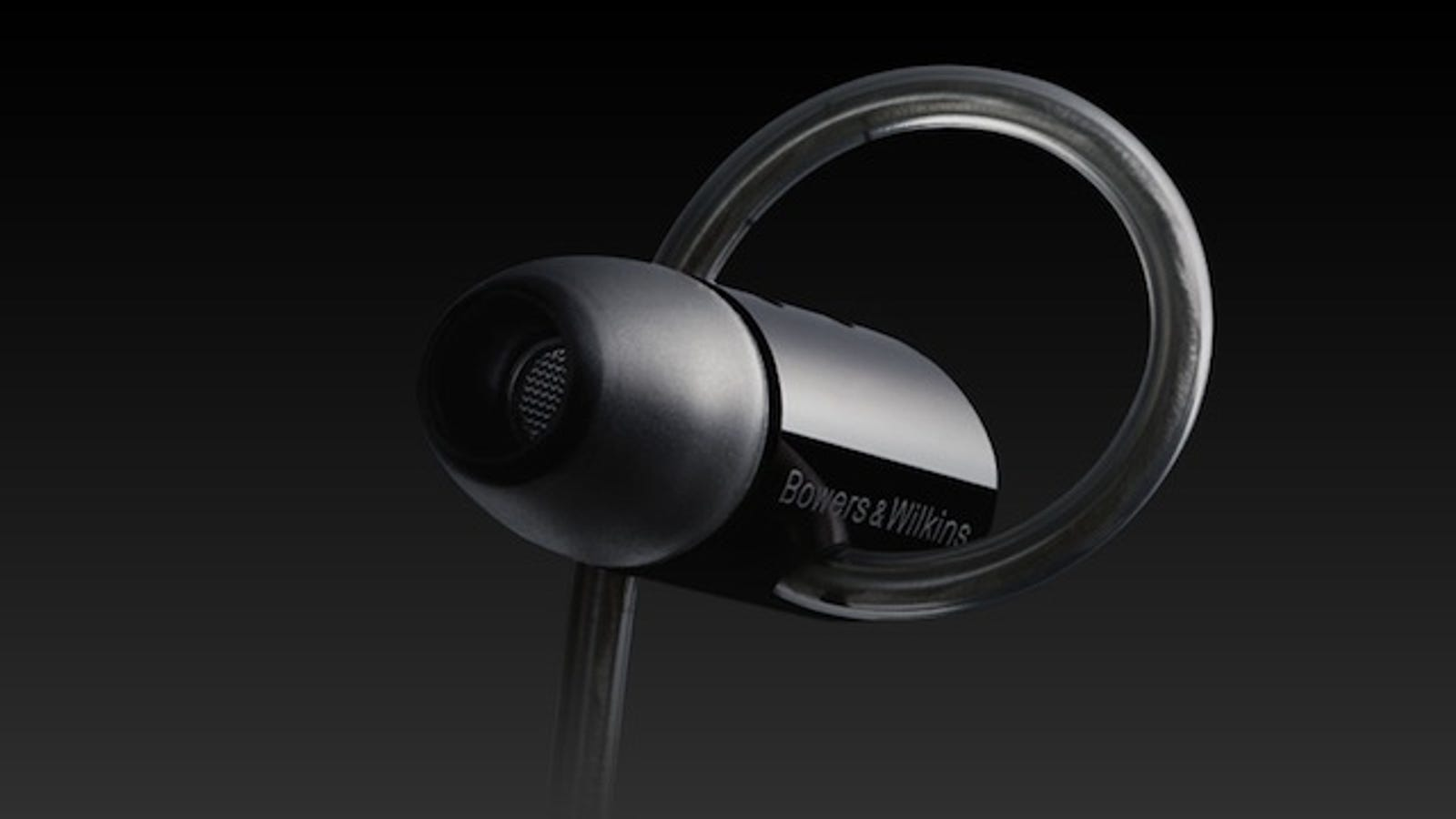 headphone lightning converter - Bowers & Wilkins C5 Headphones Will Probably Actually Stay on Your Head