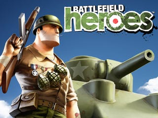 Illustration for article titled Battlefield Heroes: Hands-On Impressions