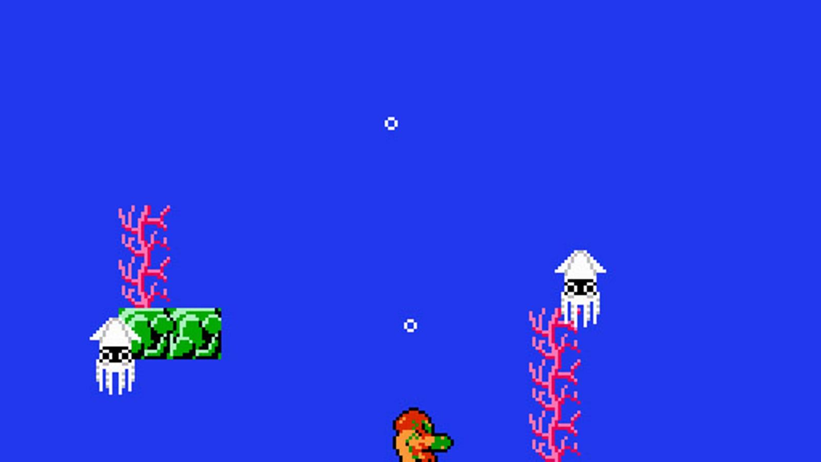 Super Mario Crossover Creator Cut Luigi, Bionic Commando, More