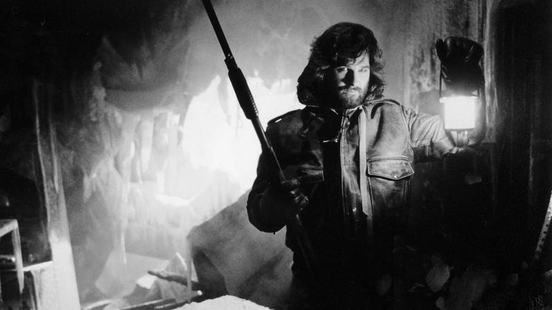 Kurt Russell is easily the best-known version of The Thing, John Carpenter's 1982 film.