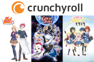 Illustration for article titled Crunchyroll Newsletter's Top Five Favorite Spring 2015 Simulcasts