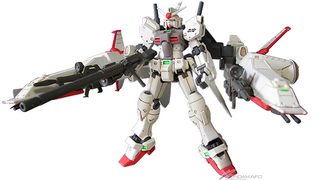 Illustration for article titled I Wish This Fan-Made Model Was An Actual Gundam