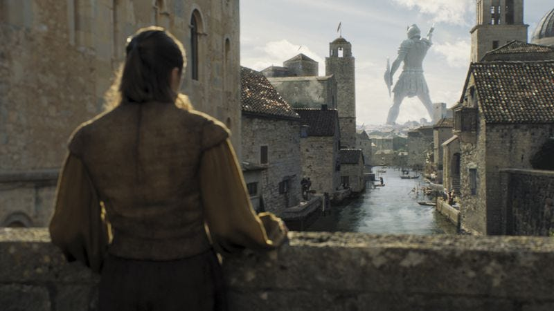 Arya Stark (All images in this piece courtesy of HBO)