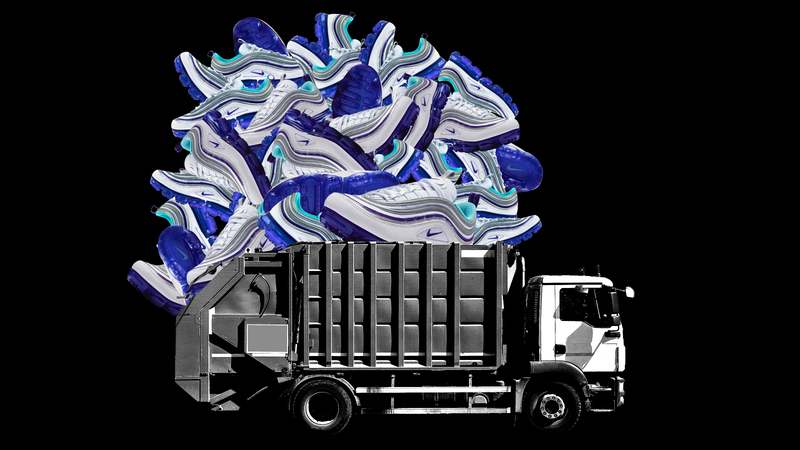Illustration for article titled I Did Not Buy 6,500 Pairs Of Nikes To Send To The Dump, But Thousands Of Idiots Think I Did