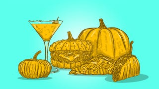 Illustration for article titled All Pumpkin Everything: How Did Fall Turn Into Nutmeg Season?