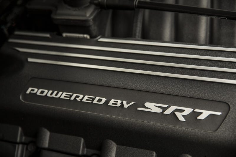 Illustration for article titled Here's why the SRT Hellcat V-8 isn't going into the Viper