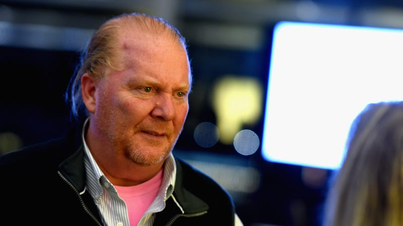 Illustration for article titled Mario Batali will no longer profit from any of his restaurants