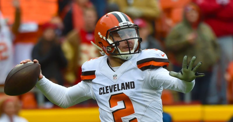 Illustration for article titled Johnny Manziel's Agent Bravely Cuts Ties With Toxic Client