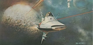 """Illustration for article titled Frederik Pohl's """"dread-coated"""" Gateway to get a TV series adapatation"""