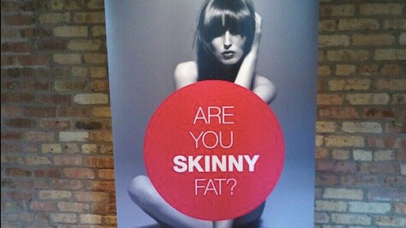Illustration for article titled Equinox's 'Skinny Fat' Awareness Ad Wants to Control Your Mind