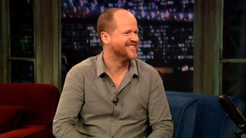 Illustration for article titled Joss Whedon might be done with Marvel, still thinks the film industry is sexist
