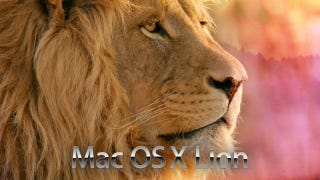 Illustration for article titled Mac OS X Lion Is Available Now