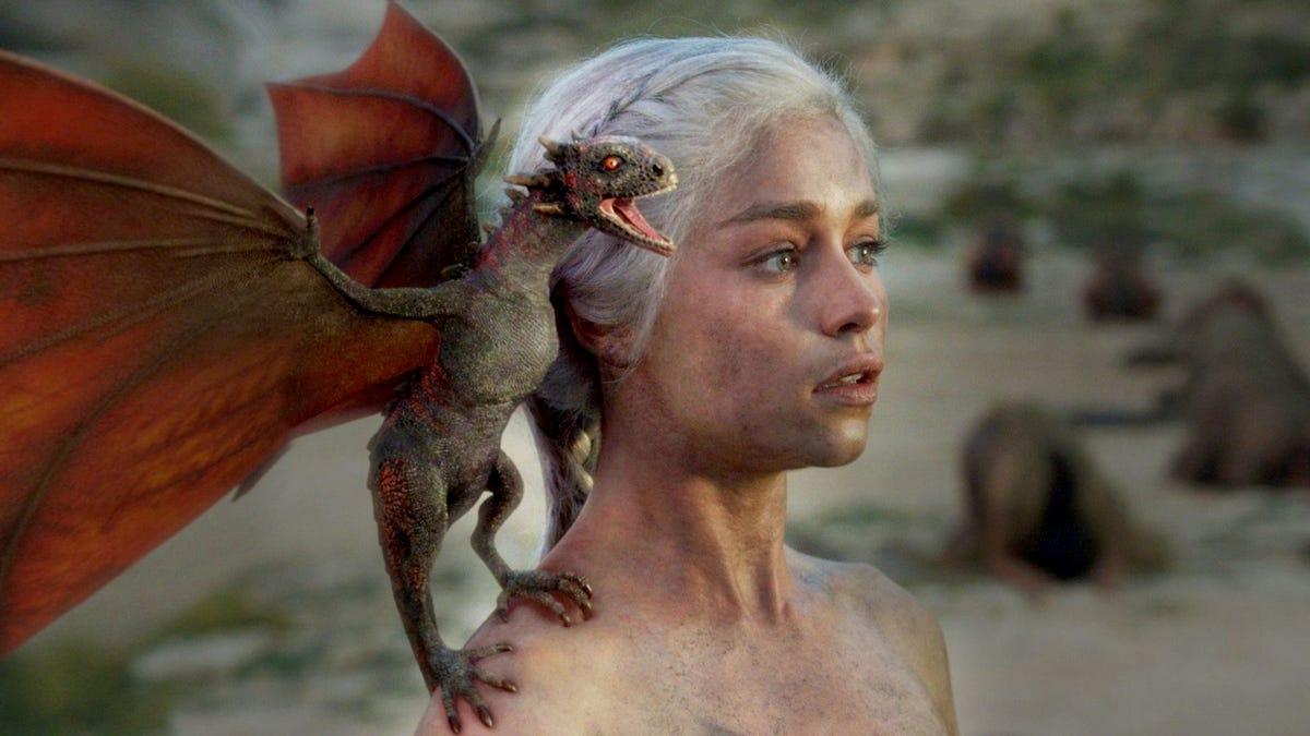 Este es el origen de los huevos de Daenerys en Juego de Tronos
