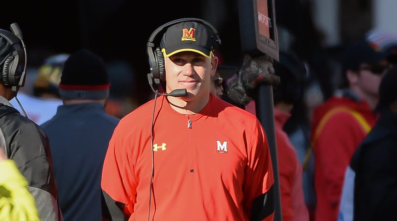 """Illustration for article titled Maryland Football Parents Are Organizing Against """"Narcissistic Sociopath"""" DJ Durkin's Potential Reinstatement"""