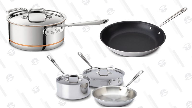 All-Clad Factory Seconds Sale | Home and Cook Sales