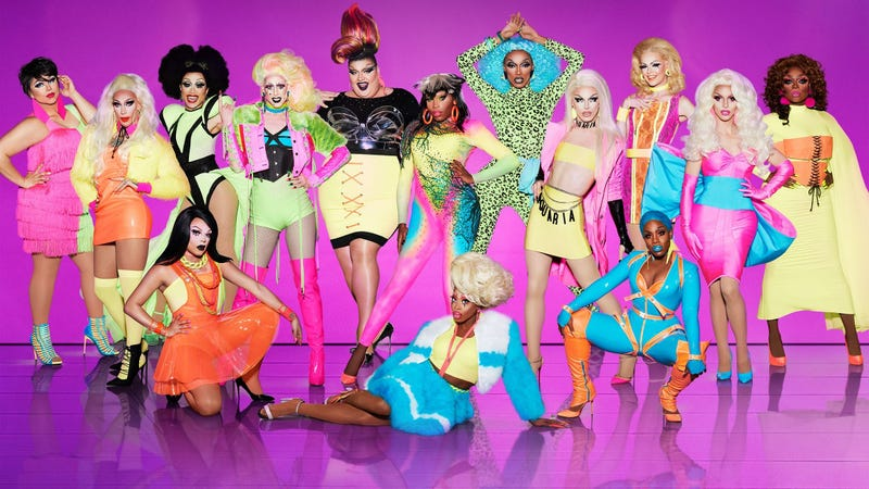 Illustration for article titled No need to dwell on that All Stars finale: A whole new season of RuPaul's Drag Race is already here