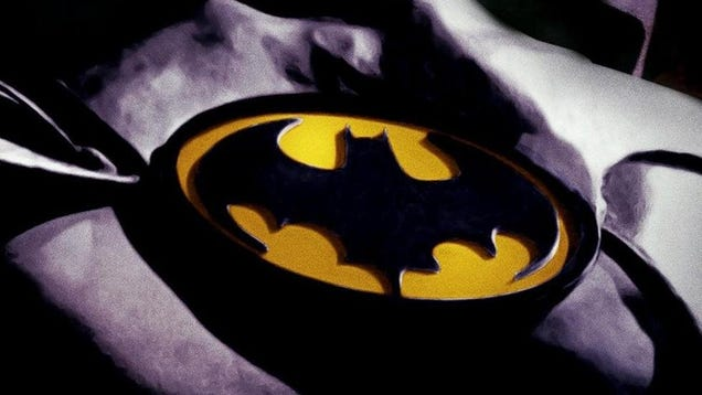 Michael Keaton's Batman Returns in a Bloody Tease From Flash Director Andy Muschietti