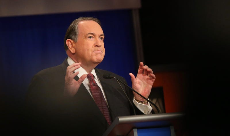 Illustration for article titled Mike Huckabee's Campaign Charade Is Over, So That His Other Charades Might Continue