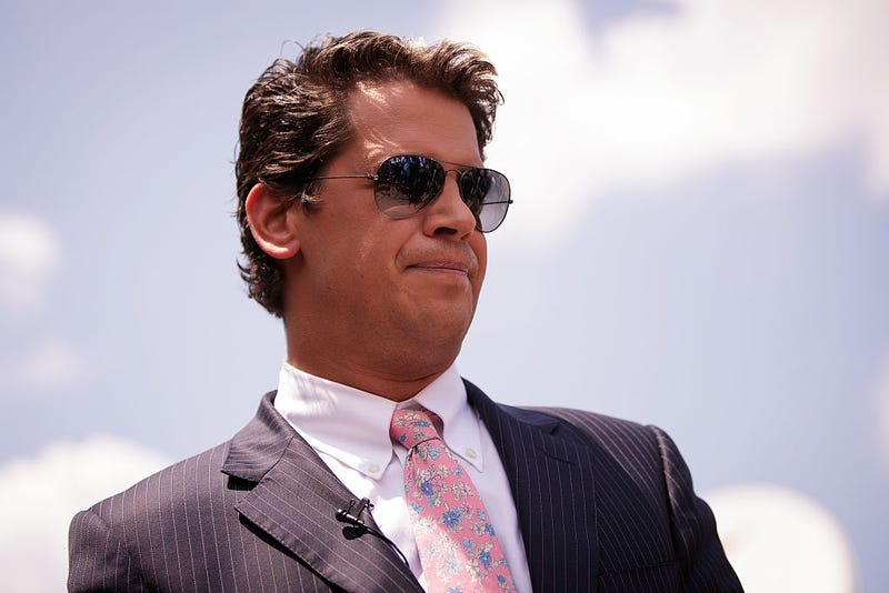 Milo Yiannopoulos (Drew Angerer/Getty Images)