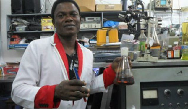 Image result for Award Winning Nigerian Student Uses Science To Prove Gay Marriage is Wrong