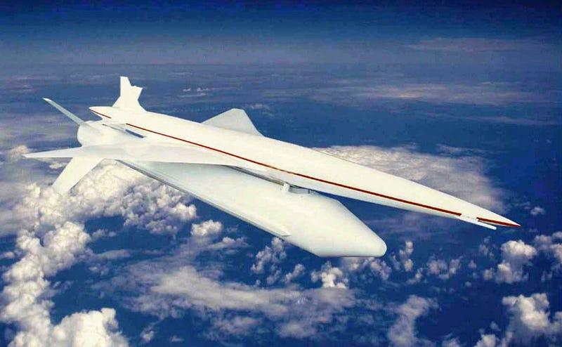 Illustration for article titled Japón se prepara para probar su Concorde silencioso