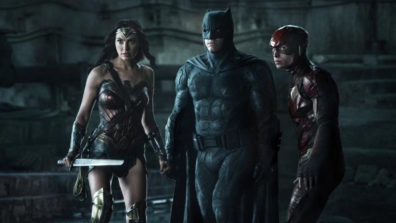Illustration for article titled O alguien tiene un problema, o solo hay 48 estados en la película de Justice League