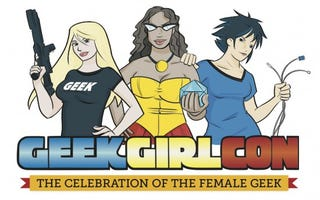 Illustration for article titled Sadly, I wont be making Geek Girl Con, BUT YOU SHOULD!