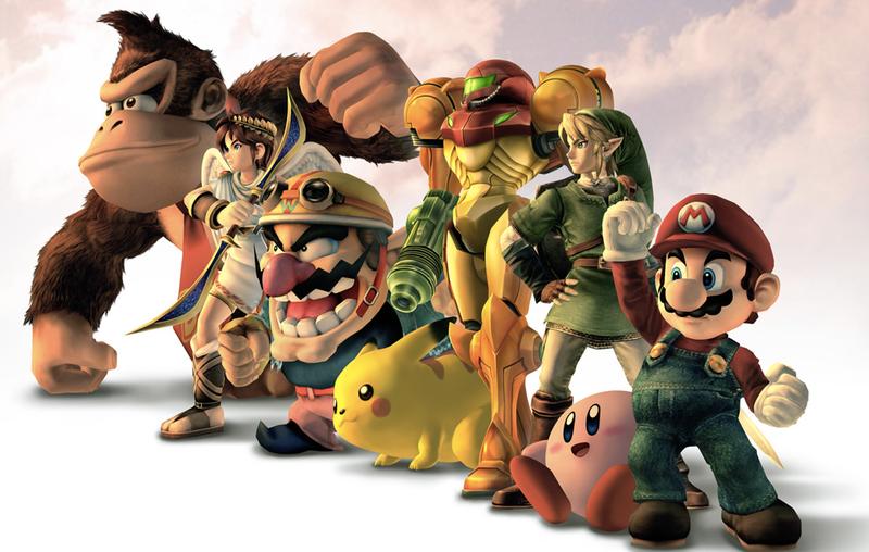 Illustration for article titled Top Smash Bros. Fan Sites Knocked Offline, Hackers Blamed