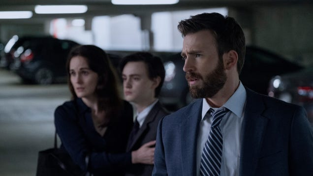 Mark Bomback on Defending Jacob's ending and how Chris Evans brought a bit of Don Draper to his role
